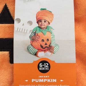 Pumpkin 🎃 Costume